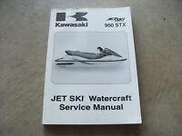 2004 Kawasaki Jet Ski 900 STX Watercraft Shop Manual