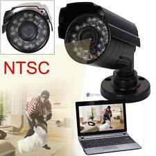 NTSC 1300TVL Waterproof Outdoor CCTV Security Camera IR Night Vision 6mm Lens UP