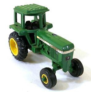 John Deere Tractor Green Vintage Toy Car Diecast M886