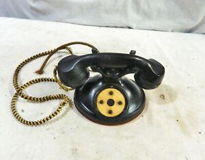 1191 Stromberg Carlson Cradle Phone Intercom with Octagon Handset