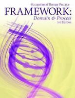Occupational Therapy Practice Framework: Domain and Process - Paperback - GOOD