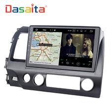 10.2'' Car Video For Honda Civic GPS Android 7.1 Radio Player Motors Dash Stereo