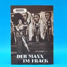 "616 Progress-Filmillustrierte 42/1957 ""Der Mann im Frack"" DDR Adolf Dymsza"