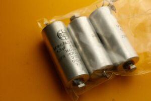 REVOX A77 MKI Reel Parts Screws 3x original Motor CAP Capacitor M 160 4.3 uF