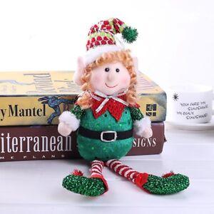 Elf  Girl Christmas Decoration Dolls