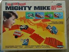 Remco Mighty Mike Action Set #776 Truck & Obstacle Course 1967 USA INCOMPLETE