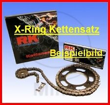 Kettensatz RK KRX X-Ring BMW G 650 Xmoto Bj. 07-
