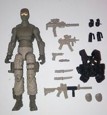 GI Joe 2012 Beachhead (V16) Fig w/ accessories 1/18  Marauder, Acid Rain, Marvel