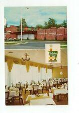 "NY Saratoga Springs New York vintage post card ""Holiday Inn"""