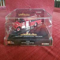Corgi Legends HC52314 Mack B Closed Cab Pumper 1:50 MIB 2004