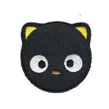 Hello Kitty Round Chococat Kids Cartoon Iron On Embroidered Applique Patch