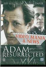 Adam Resurrected - DVD - Jeff Goldblum,Willem Dafoe.