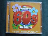 VA - The Greatest 60s Album.Double CD.Beach Boys,Dion,Canned Heat,Hollies,Lulu.