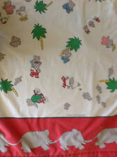 Babar the Elephant DUVET Cover TWIN Rare/Vintage
