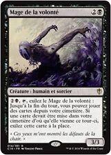 MTG Magic C16 - Magus of the Will/Mage de la volonté, French/VF