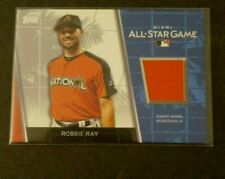 ROBBIE  RAY 2017  TOPPS  UPDATE  ALL  STAR   JERSEY