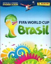 Brasil 2014 Album vide Panini Coupe du monde