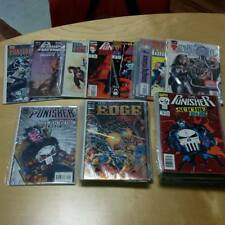 Marvel Comics - The Punisher War Zone # 1/25 (1992) + Annual + Chromium Covers