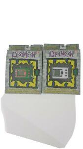 2x Digimon 20th anniversary Tamagotchi