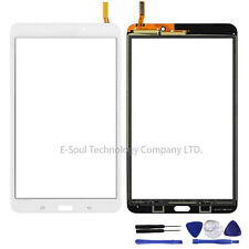 White Samsung Galaxy Tab 4 SM-T330NU T337A 8.0 Lens Glass Touch Screen Digitizer