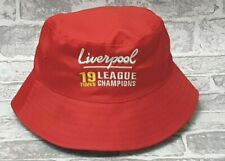 Liverpool Champions Of England Bucket Hat - Red