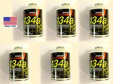 Johnsen's 134a Refrigerant, Six 12 Oz Cans, For Com. & Stationary Applications