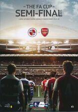 FA Cup Reading Teams O-R Final Football Programmes