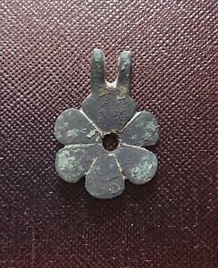 Medieval horse harness pendant  1300_1450 AD