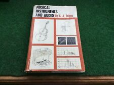Good - Musical Instruments and Audio - Gilbert Arthur Briggs 1965 1st edition