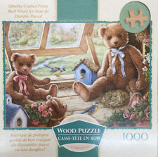 Puzzle Mega Brands Gardeners Haven 1000 Pieces Wood 19 X 27