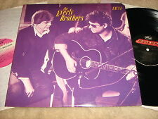 THE EVERLY BROTHERS La Grande Storia del Rock +EB'84 VINYL LP record albums HITS