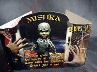 Living Dead Dolls Series 16 MISHKA Clipboard HTF