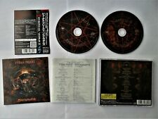 JUDAS PRIEST Rare Lot CD Japan PROMO (Metallica AC DC Iron Maiden Accept Slayer)