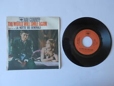 Disco 45 giri RAY CONNIFF The world will smile again film Notte dei Generali