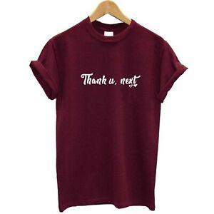 Thank U, Next Ariana Grande Tour Sweetener Unisex Tshirt Tops || XS-XL & Kids ||