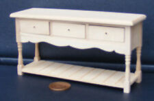 Wooden Dining Room Miniature Furniture for Dolls