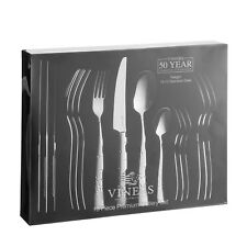Viners Twilight 16 Piece Stainless Steel Table Kitchen Dining Cutlery Set New