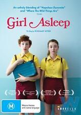 GIRL ASLEEP  DVD  ( AUS. RELEASE ) NEW AND SEALED