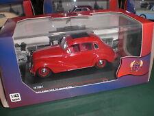IXO / IST Models 007 - EMW 340-2 Limousine 1950 burgundy - 1:43 Made in China