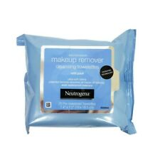 Neutrogena Make Up Remover Cleansing Facial Towelettes Refill Wipes Pack of 25