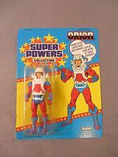 1986 KENNER DC SUPER POWERS SERIES 3 ORION CANADIAN VARIANT 33 BACK FIGURE MOC
