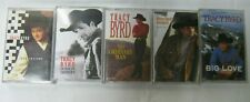 Lot of 5 Tracy Byrd Country Music Cassette Tapes