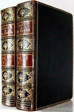 """1860 FAITHS OF THE WORLD PAGANISM CHRISTIANITY LARGE BOOKS 11""""x8"""" ILLUSTRATED"""