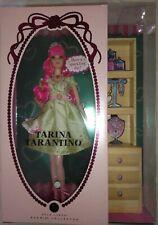 BARBIE TARINA TARANTINO 2007 GOLD LABEL NEW NRFB