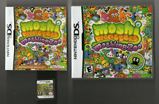 MOSHI MONSTERS ~MOSHLING ZOO~ NINTENDO DS WITH BOOKLET **FREE P&P**