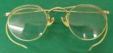 Antique Ful-Vue Gold Filled Eyeglasses / Optical