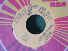 MINT/M- PROMO 45~LOU REED~I LOVE YOU SUZANNE~STEREO~13841~W/Sleeve