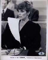 Linda Gray Dallas Bas Beckett Authentic Signed 8x10 Photo Autograph