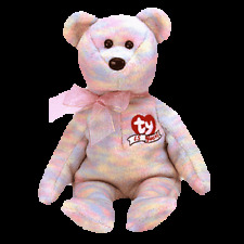"TY BEANIE BABIES  ""CELEBRATE THE 15th ANNIVERSARY BEAR"" MINT WITH MINT TAG"