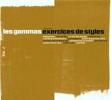 Les Gammas Exercices de styles (digi) [CD]
